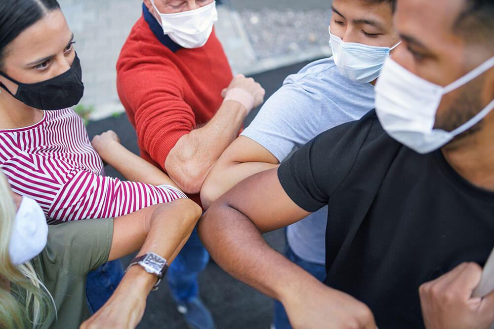 Institución y pandemia: elementos de análisis  institucional y grupo operativo